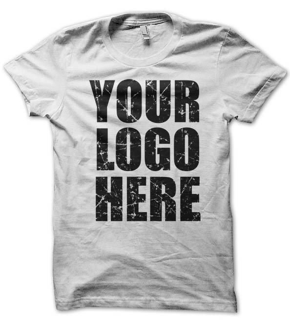Branding your teeshirts is easy as 1 2 3 for Custom t shirts low minimum