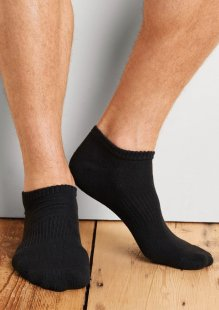 No Show Socks 6 Pack (Only $3.36 ea!)