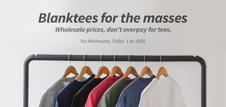 9466eb7ff31 Blanktees is your source of un-printed teeshirt blanks